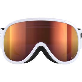 POC Retina Clarity Lunettes de protection, hydrogen white/spektris orange